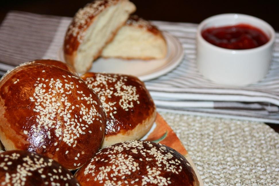 Petits pains à l'anis (Krachel)