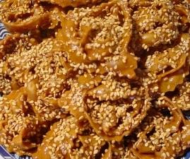 Art culinaire Souiri et Cuisine Marocaine Chebekkia