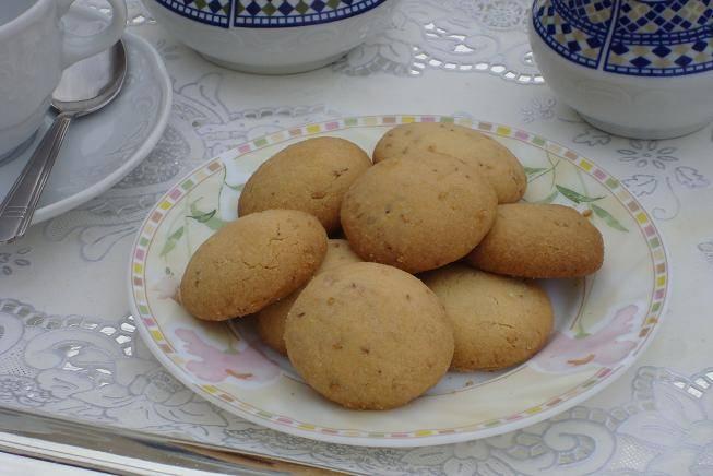 ghoriba aux graines de sesame