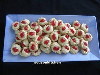 biscuits-cerises