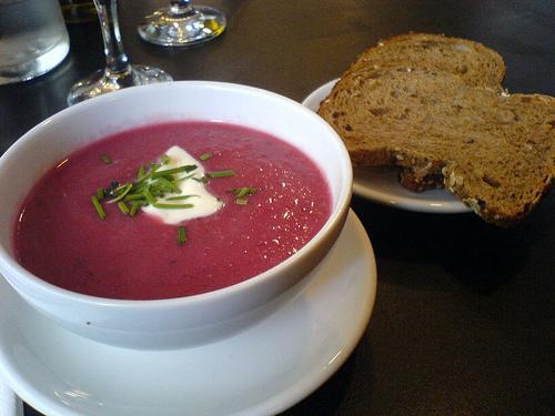 soupe betterave