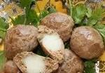 boulettes viande et pommes de terre
