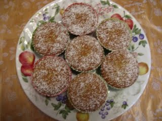 muffin huile olive