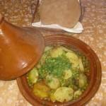 poulet artichaut