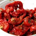 tomates sechees