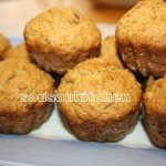 muffins a l'avoine