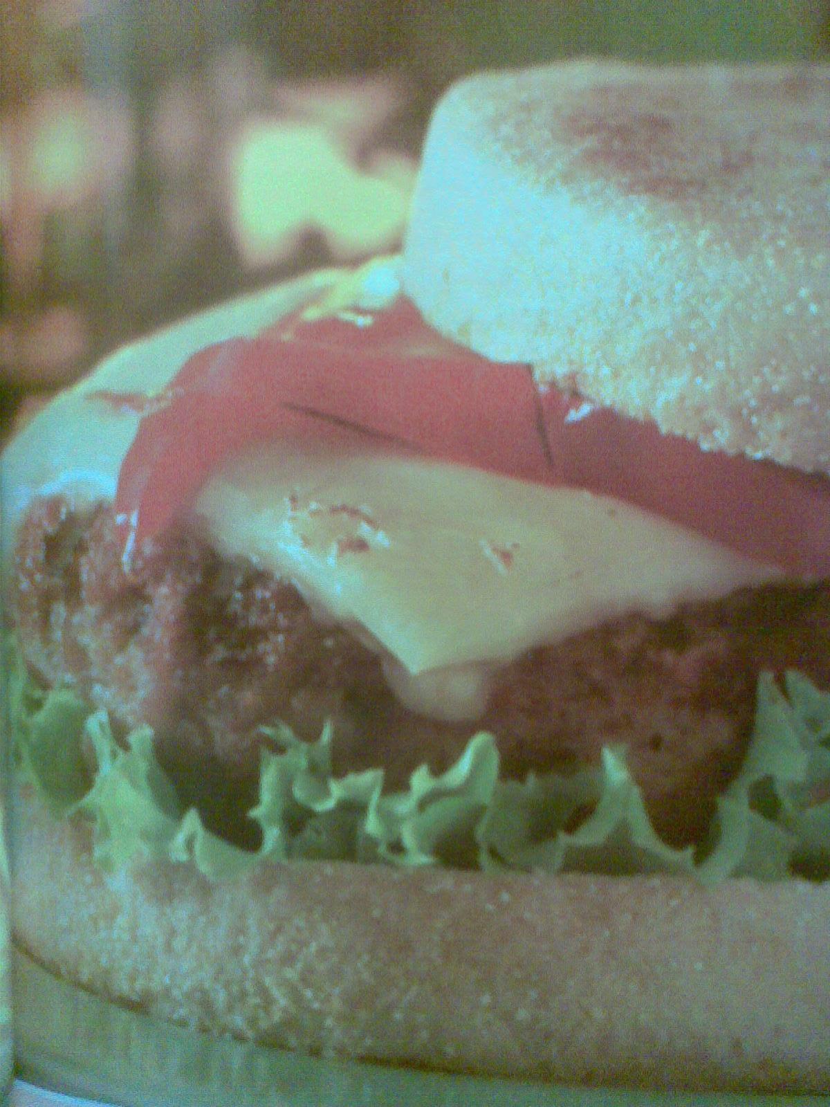 Hamburgers au poulet