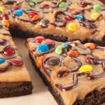 pizza brownies