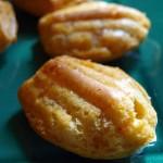 madeleines aux dattes