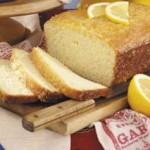 pain au citron et noix