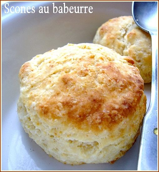 scone babeurre