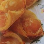 Danoises aux abricots