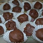 biscuits aux abricots secs et chocolat