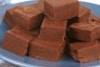 Carrés de fudge au chocolat