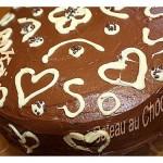 gateau chocolat et babeurre