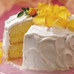 gateau citron et creme au beurre