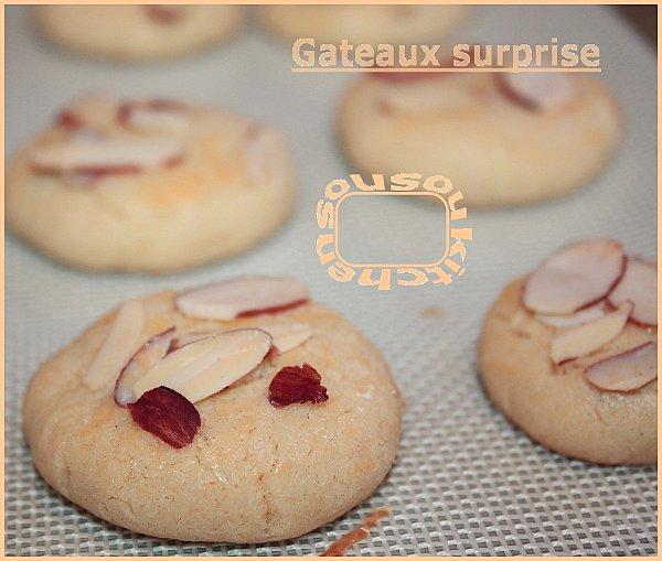 Biscuits surprise