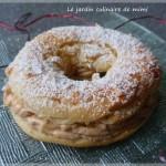 Gâteau Paris-Brest individuel