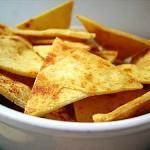 Chips tortillas (nachos)