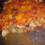 Shipwreck casserole (casserole du naufragé)