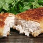 escalope poulet pane