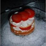 mille feuille a la fraise