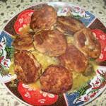 Tajine de poulet et aubergine frite à l'huile