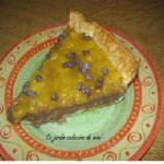 Tarte choco-mangue