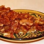 tarte aux noix de grenoble et miel