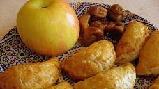 Chaussons aux pommes et figues