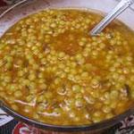 potage a la mhamsa