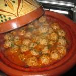 boulettes de kefta au riz