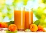 jus carotte peche et abricot