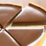 tarte au chocolat
