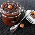 tartinade chocolat et noisettes