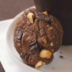biscuit beurre arachide et chocolat