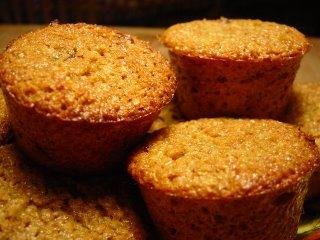 muffins blé et raisins secs