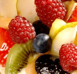 fruit trop mur