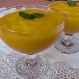 mousse tropicale mangue