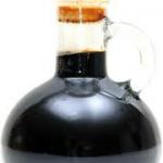 vinaigre balsamique