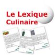 lexique 1