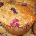 muffins avoine canneberge
