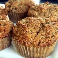 muffins son banane
