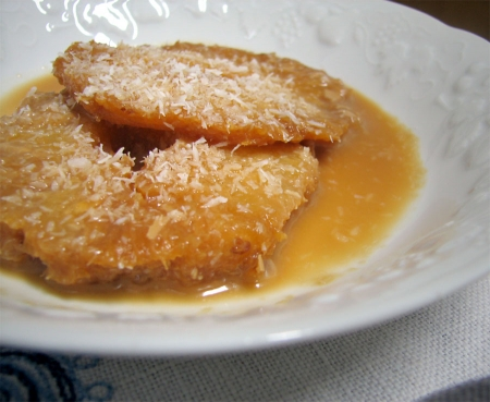 ananas-au-caramel-de-lait-de-coco