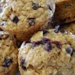 muffins avoine bleuet