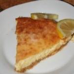 tarte soufflée au citron