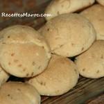 Biscuit Marocain Ghriba Bahla