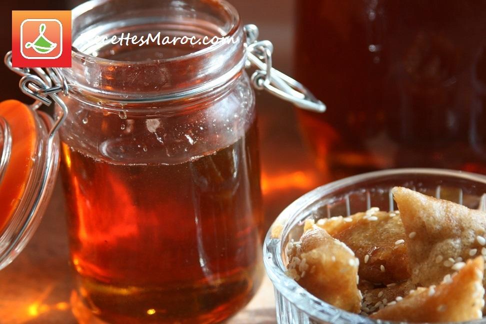 Comment Préparer le Sirop de Sucre Façon Miel