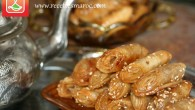 Une délicieuse pâtisserie marocaine sucrée, mielleuse et croustillante. Les pâtisseries sont frites à l'huile et trempées dans le miel. Vous pouvez les préparer en guise de l'Aid al Fitr (la […]