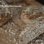 Pain Multi-Grains Fait Maison